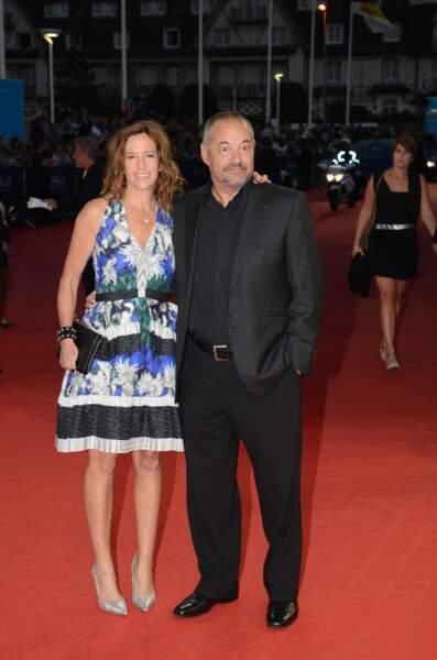 Sur le tapis rouge, on a vu Jean-Pierre Jeunet et son épouse