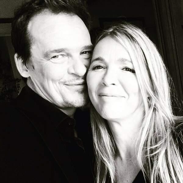 Serge Gisquière et Hélène Rollès des Mystères de l'amour sont toujours aussi proche