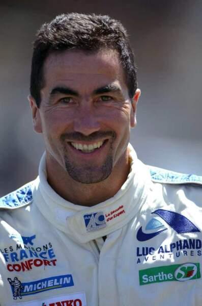 Luc Alphand a couru 8 fois au Mans