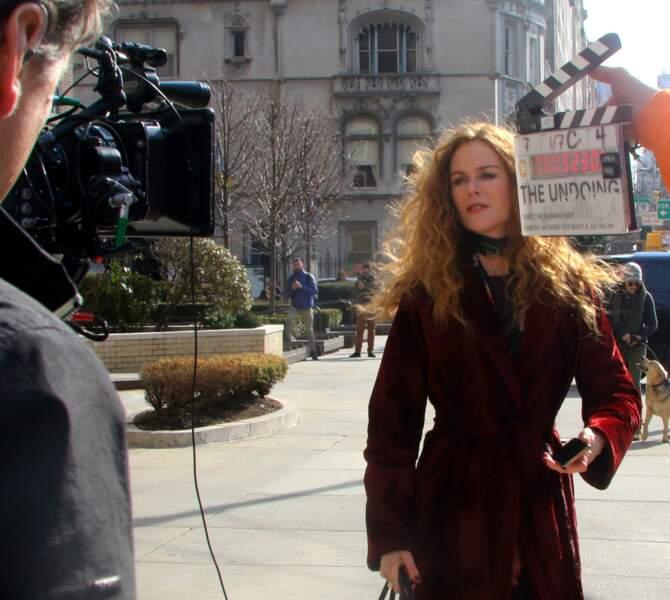 Après Big Little Lies, Nicole Kidman continue dans l'univers télévisuel avec sa nouvelle série The Undoing