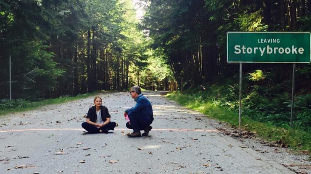 Retour à Storybrooke pour Jennifer Morrison et la saison 6 de Once Upon a Time
