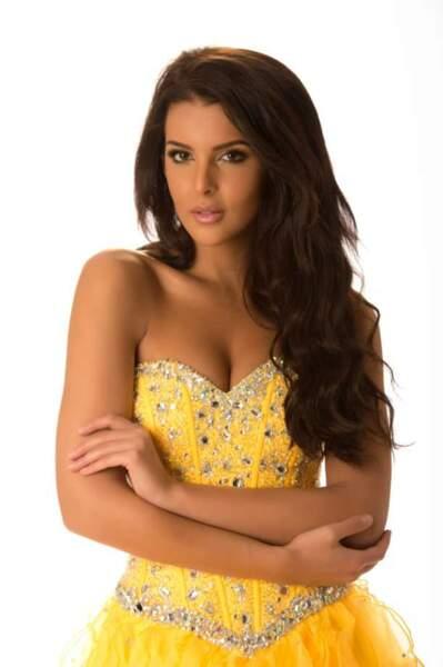 Miss Finlande (Sara Chafak)