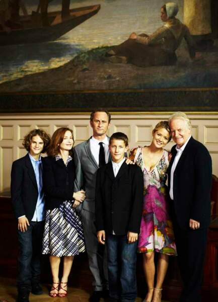 Photo de famille dans Mon pire cauchemar (2011)