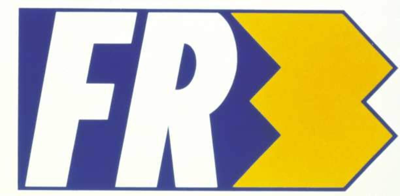 Logo France 3 de 1990 à 1991