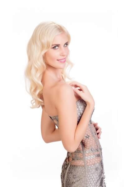 Urska Bracko, Miss Slovénie 2014