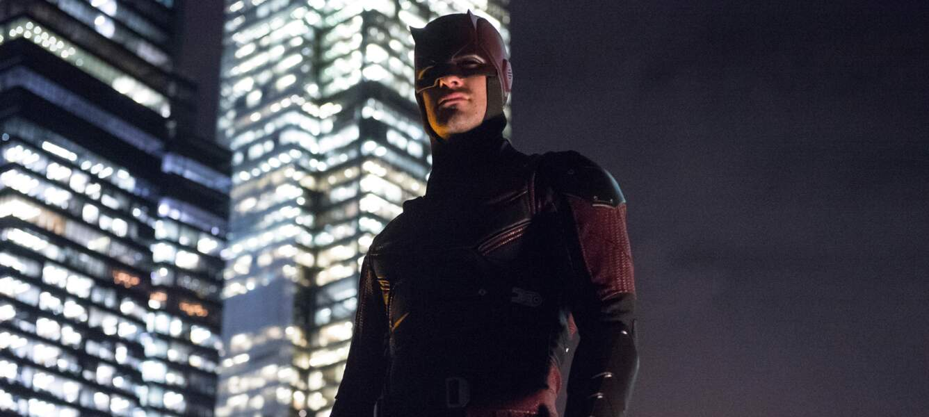 Daredevil, des couleurs loin d'être aveuglantes...
