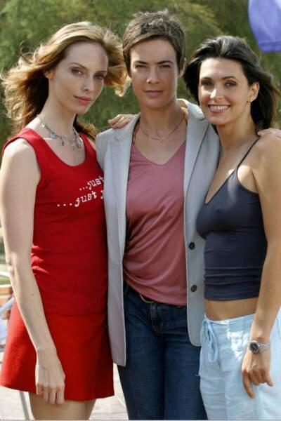 Les trois héroïnes de Sous le soleil deviennent des stars