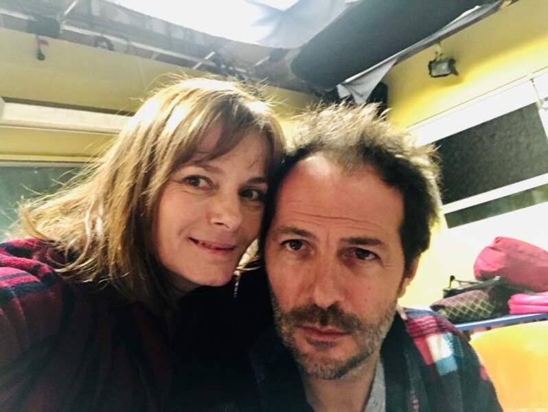Blanche et Franck, les retrouvailles