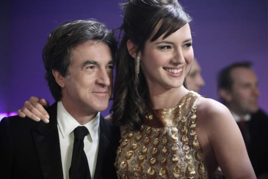 Louise Bourgoin et François Cluzet, un couple Blanc comme neige