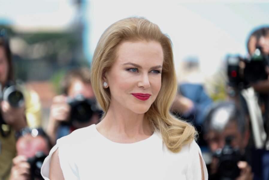 Nicole Kidman, la gracieuse