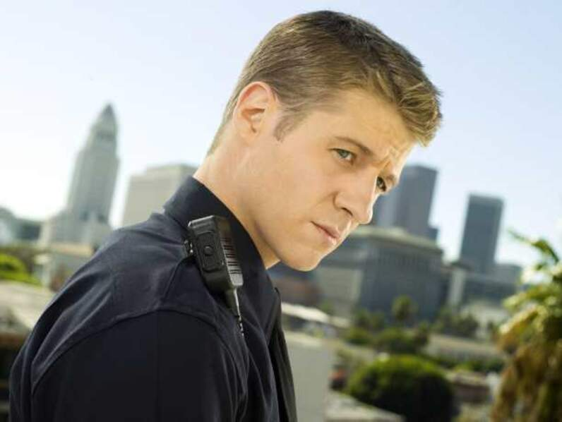 Ben McKenzie - The Advocates (CBS)