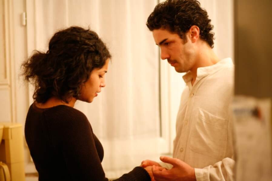 En 2009 pour Jacques Audiard, elle tourne dans Un Prophète. Elle y rencontre Tahar Rahim...