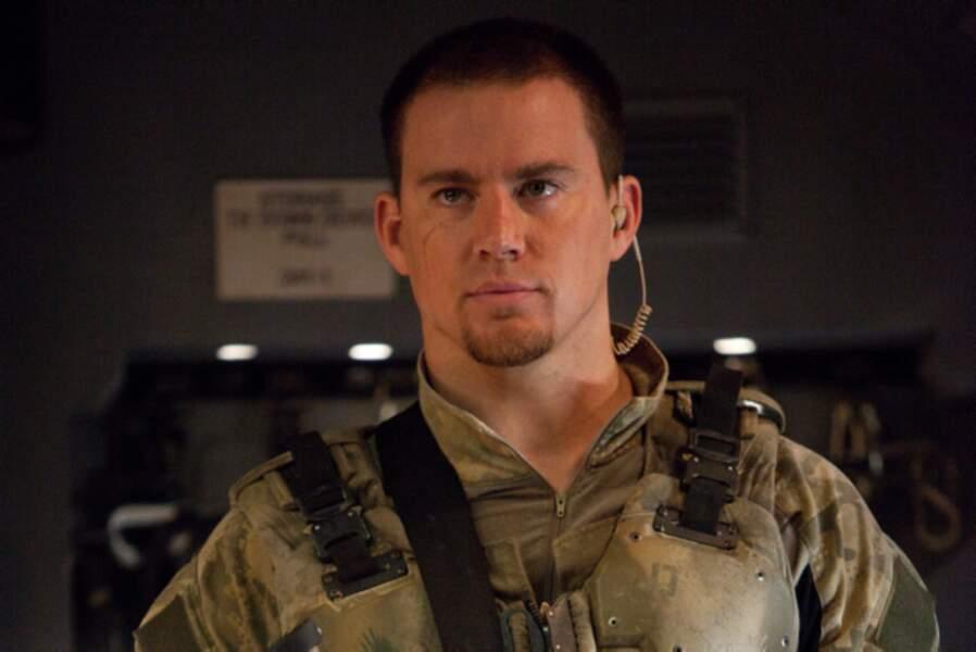 Désormais rentable, l'acteur voit son rôle étoffé dans la suite de G.I. Joe (2013), où il croise Bruce Willis.