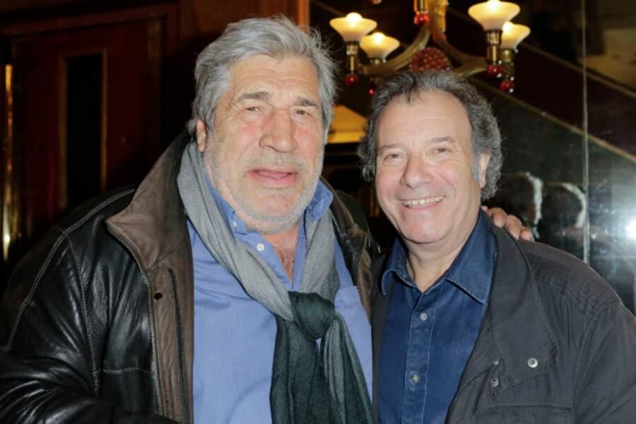 Jean-Pierre Castaldi et Daniel Russo