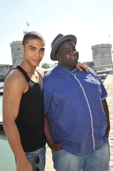 Nassim Si Ahmed et Issa Doumbia ravis : Lascars a reçu le prix du meilleur programme court
