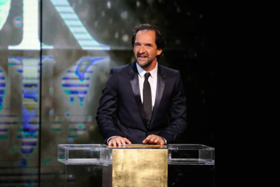 """...Mais c'est Stéphane de Groodt qui a lancé le prix du """"Meilleur duplex - Canal d'Or"""""""