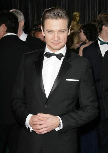 Jeremy Renner alias Jason Bourne
