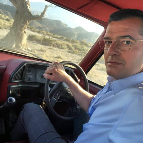 Arnaud Ducret tourne en Espagne pour la fiction autour de Xavier Dupont de Ligonnès sur M6