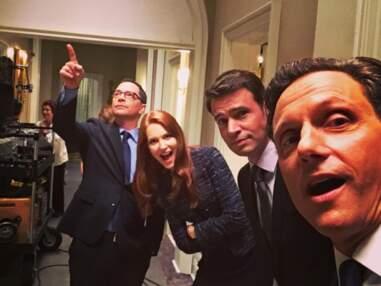Tournages : les premières photos de la saison 13 de Grey's Anatomy, mais aussi Scandal, Fuller House ou NCIS