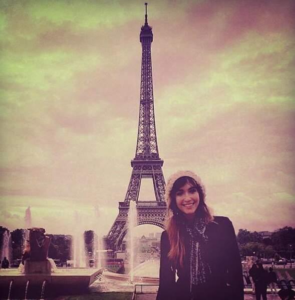 La Tour Eiffel, encore elle !