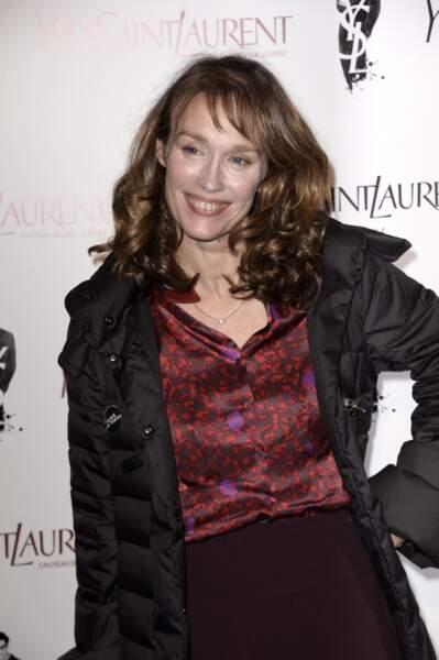 Marianne Basler joue Lucienne, la mère d'Yves Saint Laurent