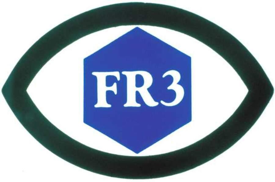 Logo France 3 en 1975