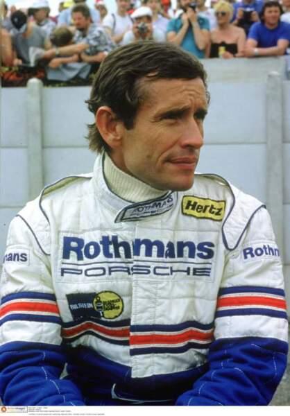 Le Blege Jacky Ickx a gagné 6 fois la course