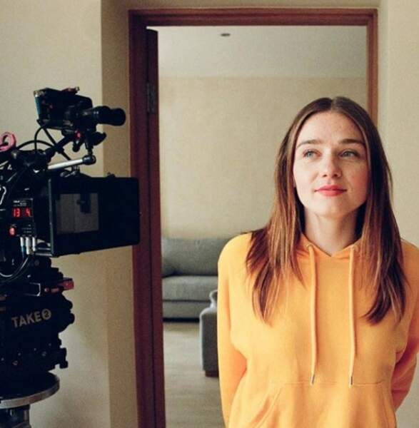 Jessica Barden a débuté le tournage de la saison 2 de The End of the F***ing World pour Netflix
