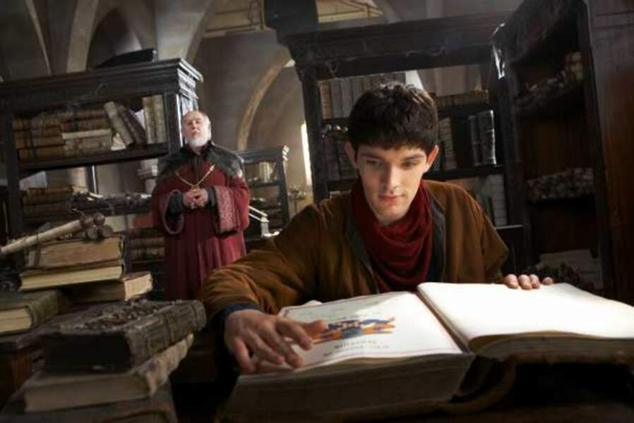 Colin Morgan, le jeune Merlin
