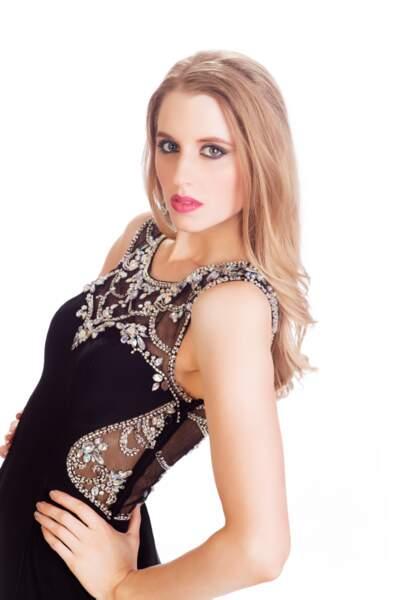 Rachel Millns, Miss Nouvelle-Zélande 2014