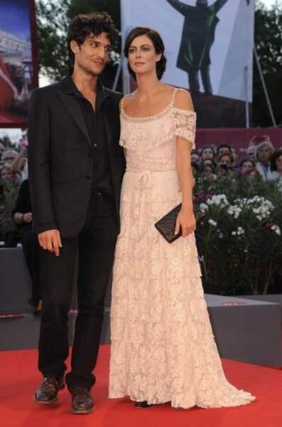 Louis Garrel et Anna Mouglalis