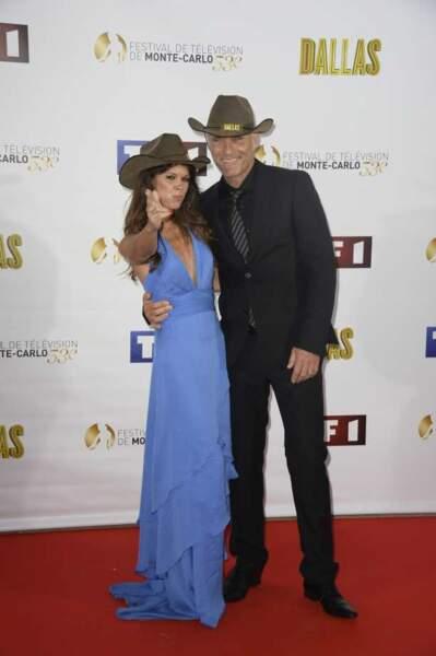 Danielle Vanisova et David Eigenberg, passé de Chicago Fire à Dallas pour un soir
