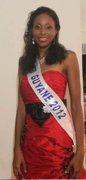Miss Guyane (Corinne Buzaré)