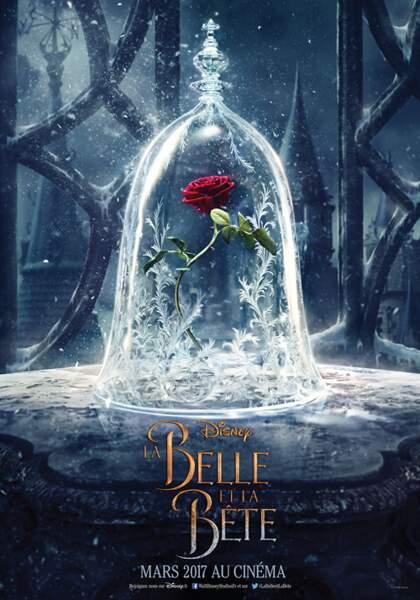 Mais son prochain film le plus attendu, c'est lui : La Belle et la Bête des studios Disney (mars 2017)