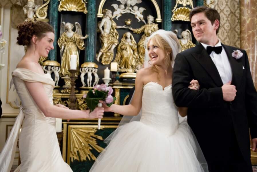 Amie et rivale de Kate Hudson dans Meilleures ennemies (2009)