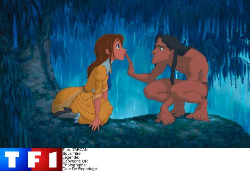 Coréalisé par Chris Buck (La Reine des Neiges), Tarzan évolue au son des chansons de Phil Collins