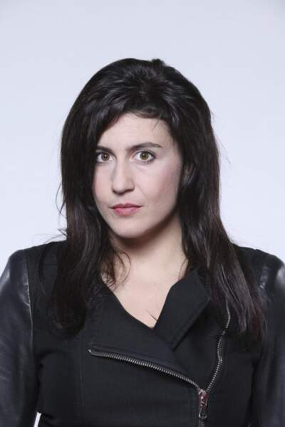 Sarah Caillibot, talent de Garou