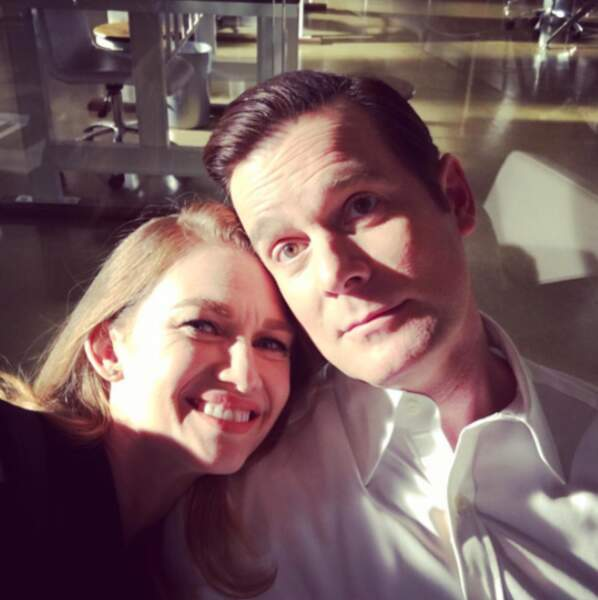 Mireille Enos et Peter Krause, les amants de The Catch, ont repris du service