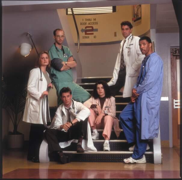 Urgences (15 saisons, 1994-2009)