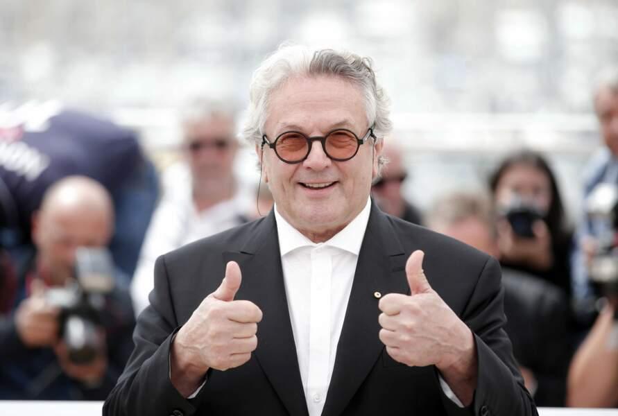 Faites place au Président du Jury de ce Festival de Cannes 2016 : George Miller !