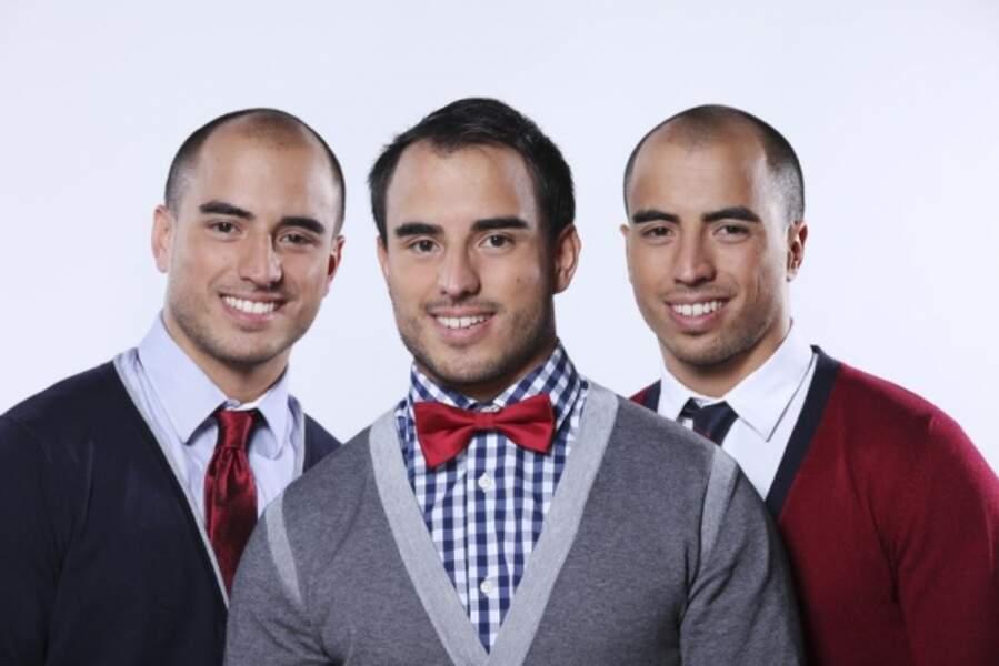 3nity Brothers, talent de Louis Bertignac