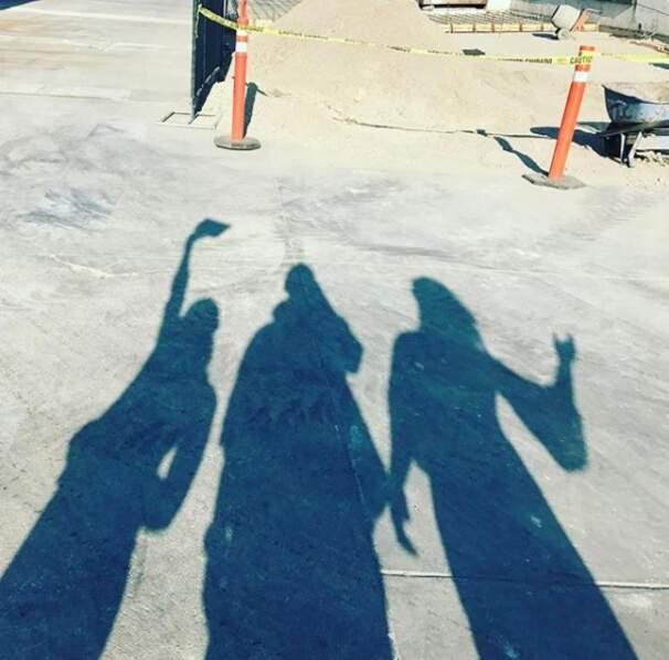 Arriverez-vous à deviner quels membres du casting de la série médicale se cachent derrière ces ombres ?