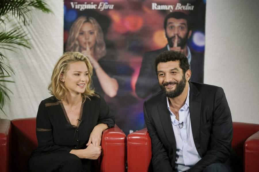 En 2017, elle joue son propre rôle dans la saison 2 de la très bonne série Dix Pour Cent, sur France 2.