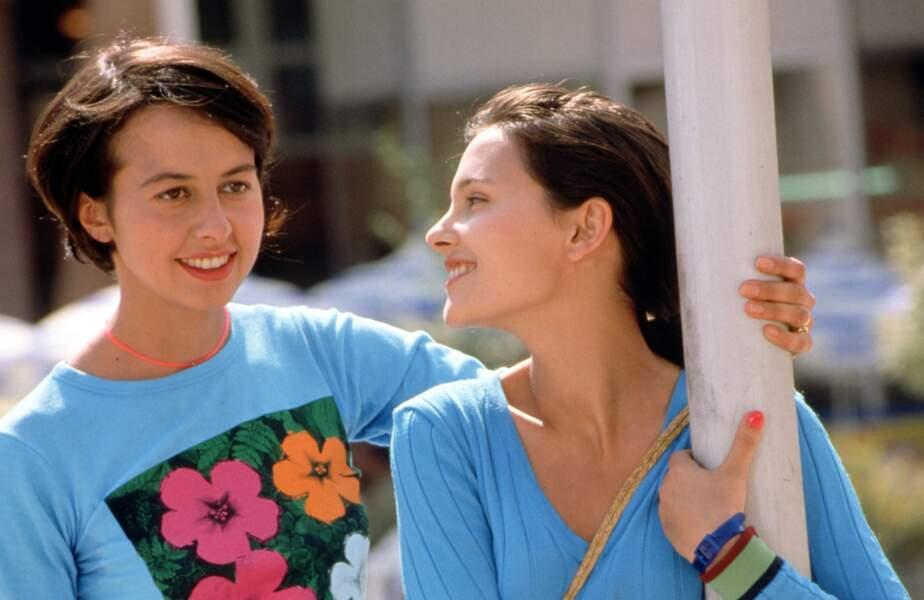 Les traits juvéniles dans Jeanne et le Garçon formidable (1998) avec Virginie ledoyen