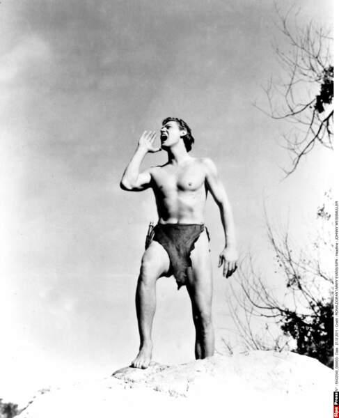 Il portera la tenue (légère) de Tarzan pour plusieurs films