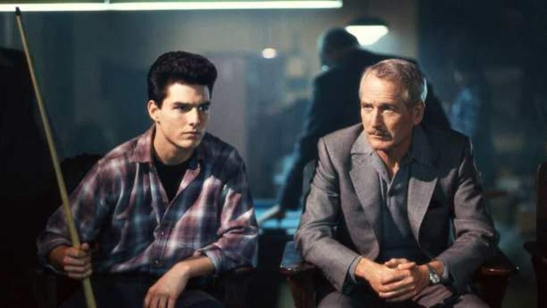 La couleur de l'argent, avec Paul Newman (1986)