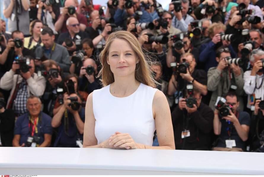 À 53 ans, Jodie Foster est rayonnante