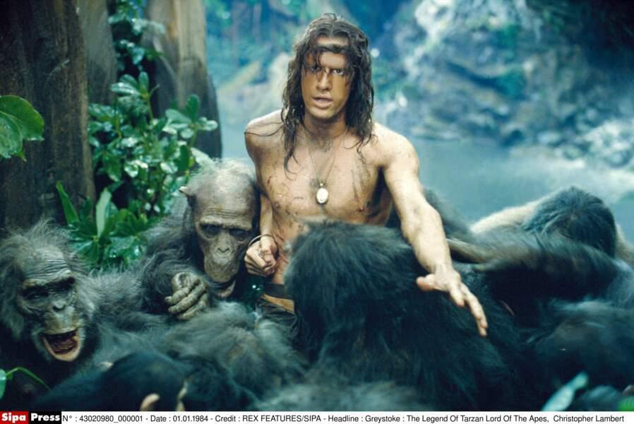 À noter qu'il s'agit du seul film de la mythologie Tarzan où le héros n'est jamais désigné par ce nom !