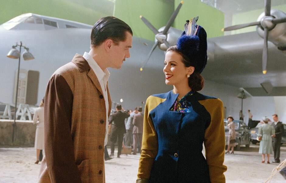 Elle a même donné la réplique à Leonardo DiCaprio dans Aviator de Martin Scorsese