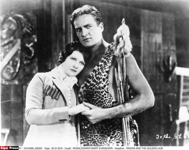James Pierce reprendra le rôle dans Tarzan and the Golden Lion en 1927